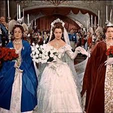 robe de mari e sissi les plus belles robes de mariée au cinéma romy schneider dans