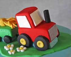 tractor cake topper how to make a tractor cake topper tractor cake and journal