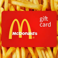 mcdonald s gift card flavor battle 1 000 free gift cards
