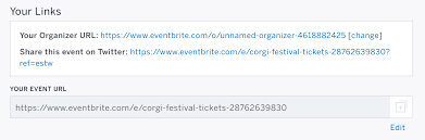How To Get A Vanity Number How To Customize Your Event Url Web Address Eventbrite Help Center