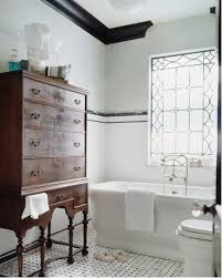 white black bathroom ideas 12 gorgeous black and white bathrooms