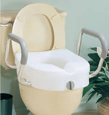 medsource carex raised toilet seats