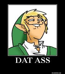 Datass Meme - dat ass by dante hinomori on deviantart