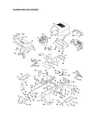 craftsman garden tractor parts model 917273061 sears partsdirect