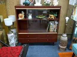 Vintage Bookcase With Glass Doors 6146157 Orig Jpg
