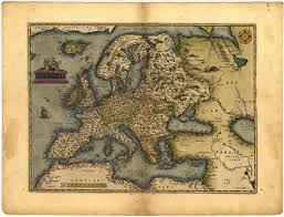 Old Map Of Europe by 1572 Map Of Europe By Abraham Ortelius 5414x4128 Mapporn