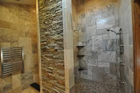 Bathroom Shower Designs Pictures by Bathroom Shower Ideas No Door Walk In Shower And Tub Area No Door