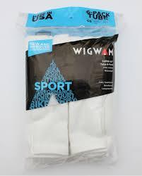Super Socks Wigwam Super 60 Men U0027s Tube Socks 6 Pack Fort Brands