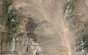 Google Maps Area 51 New Flir Camera Network Along The Area 51 Perimeter