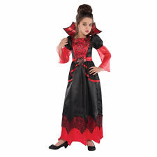 christy u0027s girls vampire queen costume 4 6 years amazon co uk