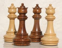 Designer Chess Sets by Chess Sets From The Chess Piece Chess Set Store Mehdoot Staunton