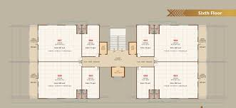 50 Sq Ft Luxuria Trade Hub Commercial Apartment By Happy Home At Piplod