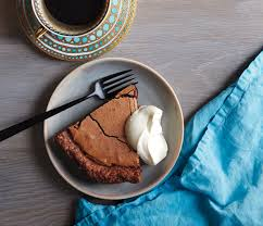 recipe chocolate chess pie for thanksgiving dessert instyle