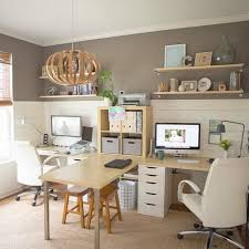 30 home office decor ideas make a boost for your productivity