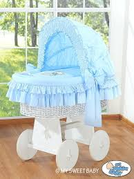 Wicker Crib Bedding Wicker Baby Bed Wicker Baby Cribs With Drapes Shadowsofreality Info