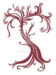 cypress tree by youkaiokami on deviantart