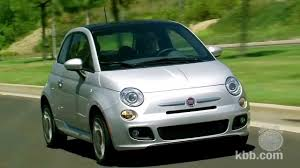 2012 fiat 500 review kelley blue book youtube