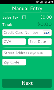 credit card reader android apps on google play