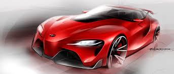 Ft 1 Toyota Price Toyota Ft 1 Sportscar Concept Debuts At Detroit Auto Show Slashgear