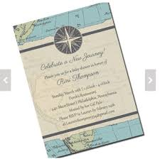 travel themed baby shower how to plan a vintage travel theme baby shower erin shaw