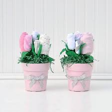 baby girl shower centerpieces baby girl shower decorations baby shower centerpiece set