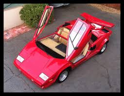 lamborghini countach replica for sale