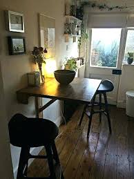 wall mounted pub table wall mount pub table fit out and furniture design construction for a