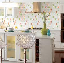 wallpaper in kitchen ideas kitchen wallpaper design kitchen design ideas