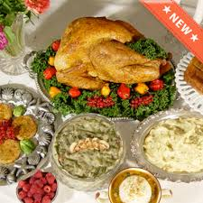 the thanksgiving meal why we eat what we eat