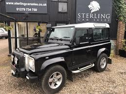 land rover jeep defender for sale sterling car sales home used cars essex