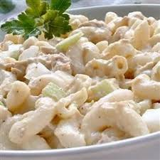 pasta salad with mayo kim s macaroni salad recipe allrecipes com