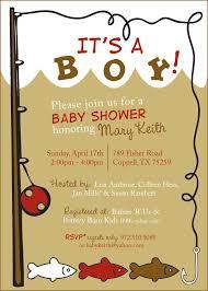fishing themed baby shower fishing baby boy shower invitations baby showers design