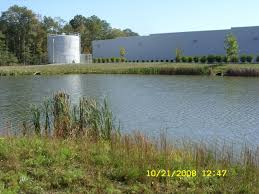 Retention Pond In Backyard Stormwater 101 Detention And Retention Basins Sustainable