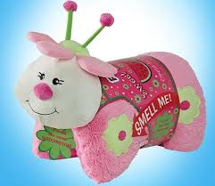 light up ladybug pillow pet sweet scented my pillow pets plush watermelon ladybug online
