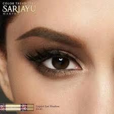 Aplikasi Eyeshadow Sariayu jual sariayu liquid eyeshadow trend warna 2017 gili lombok l