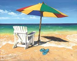 flip flop chair flip flop paintings search summer canvas paintings