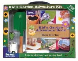 Burke Backyard Booktopia Kid U0027s Garden Adventure Kit Burke U0027s Backyard Lots To