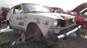 honda civic hatchback modified junkyard find 1978 honda civic hatchback
