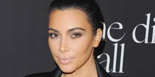 kim kardashian u0027s nose job eyebrows and nails
