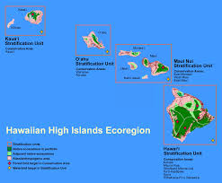 Map Hawaii Maps And Figures