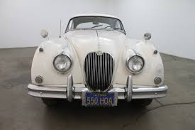 Classic Cars For Sale In Los Angeles Ca 1961 Jaguar Xk150 Fixed Head Coupe Beverly Hills Car Club