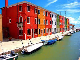 Burano Italy Venice Walking Around The Beautiful Island Of Burano Italy Youtube