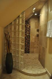 spectacular glass brick tiles for bathroom about small home