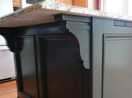 kitchen island with corbels how to build a kitchen island