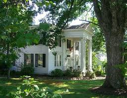 neoclassical style homes neoclassical revival architecture in historic chatham virginia