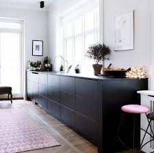 kitchens interiors pink and black kutu kitchens interiors and