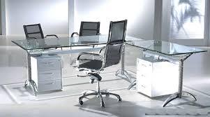 L Shape Office Table Designs Glass Top Office Table U2013 Ombitec Com