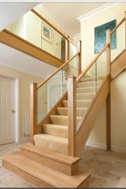 Wood Glass Stairs Design Wood Stairs Design Decor References
