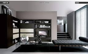 living room colors with black furniture interior design