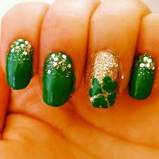 saint patrick u0027s day nails art ideas 2017 saint patrick u0027s day